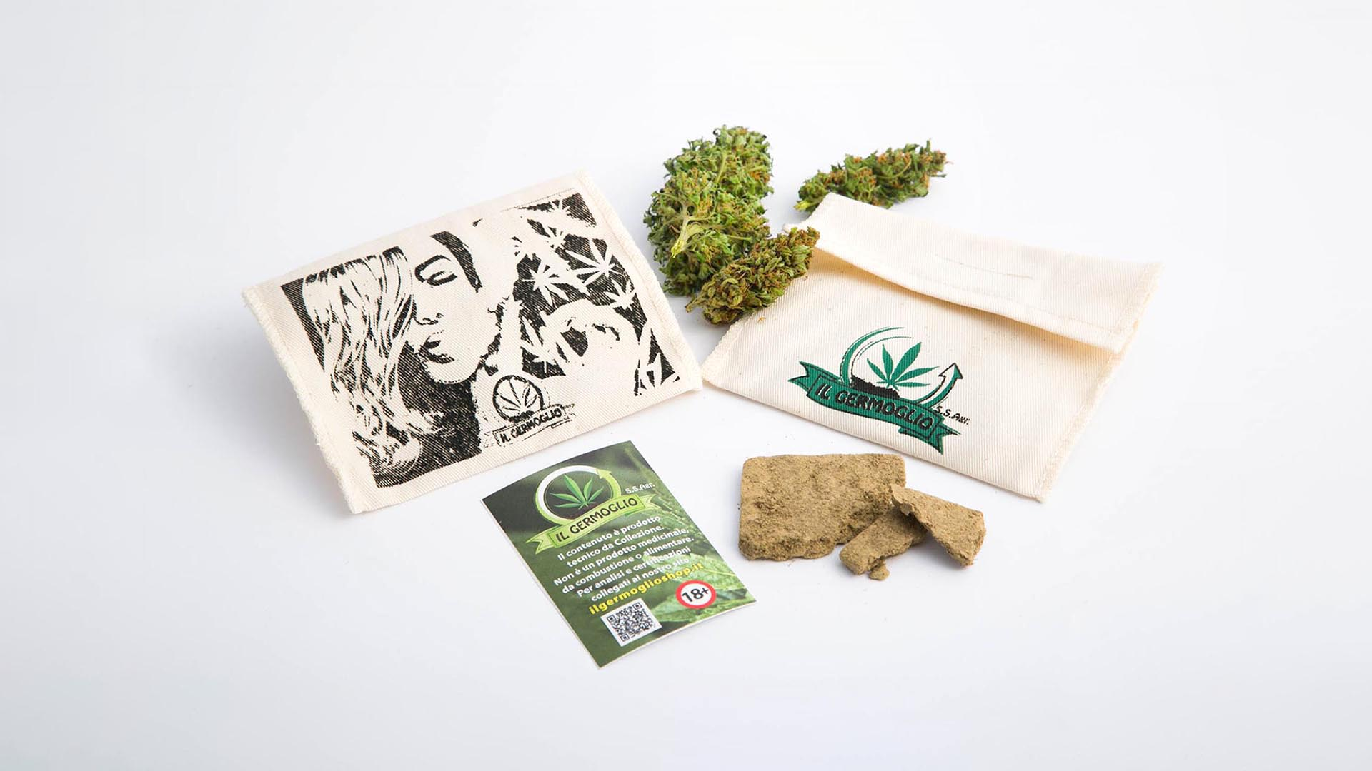 Infiorescenze Pollini Cannabis