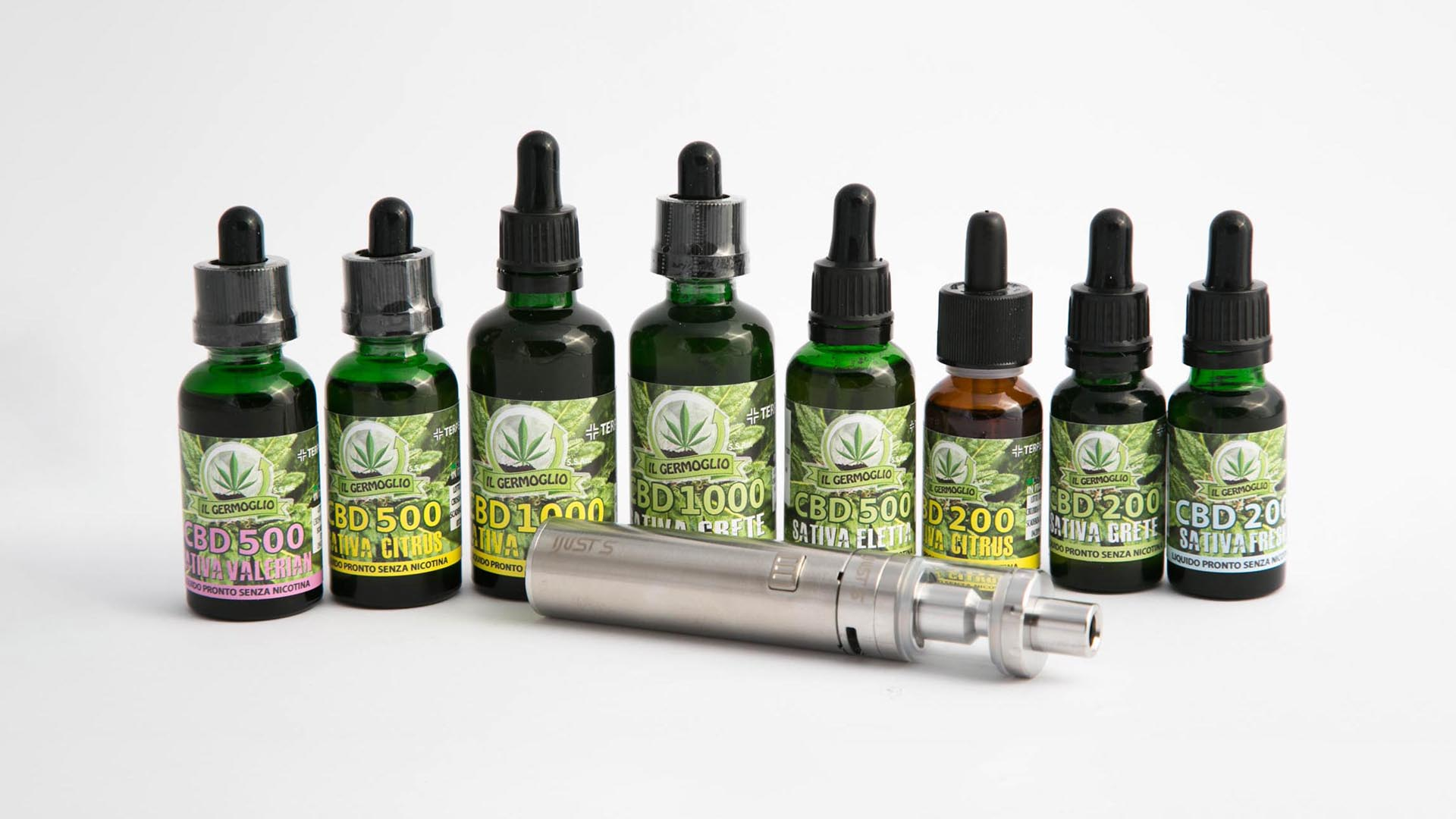 Liquido Sigaretta Cannabis
